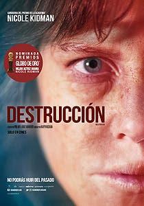 Afiche de Destrucción