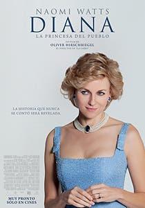 Afiche de Diana: La princesa del pueblo