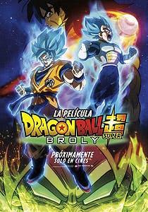 Afiche de Dragon Ball Super: Broly