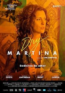 Afiche de Dry Martina