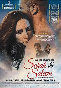 Afiche de El Affaire de Sarah y Saleem
