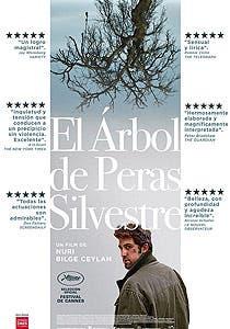 Afiche de El árbol de peras silvestre