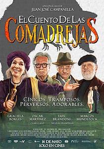Afiche de El cuento de las comadrejas