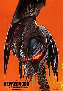 Afiche de El Depredador 3D