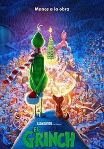 Afiche de El Grinch