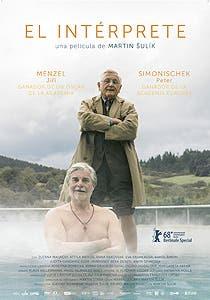 Afiche de El intérprete