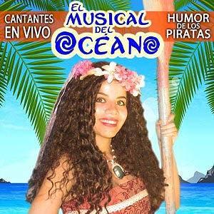 Afiche de El musical del Océano