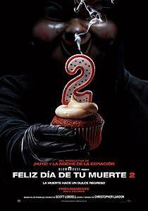 Afiche de Feliz día de tu muerte 2