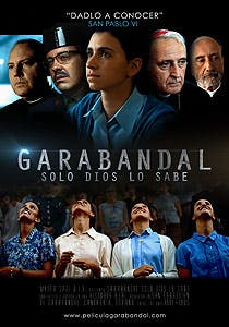 Afiche de Garabandal, solo Dios lo sabe