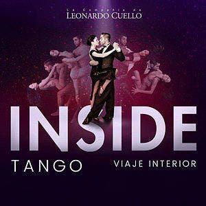 Afiche de Inside Tango - Viaje interior