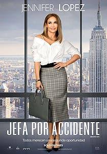 Afiche de Jefa por accidente