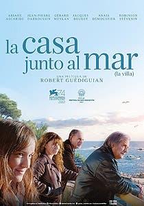 Afiche de La casa junto al mar