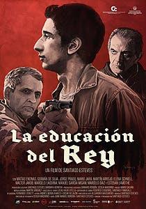 Afiche de La educación del Rey
