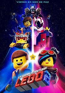 Afiche de La gran aventura Lego 2
