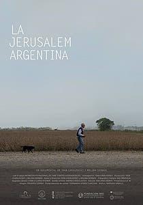 Afiche de La Jerusalem Argentina