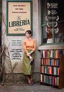 Afiche de La librería