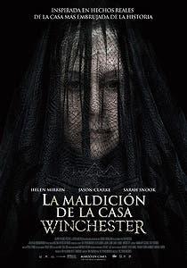 Afiche de La maldición de la casa Winchester
