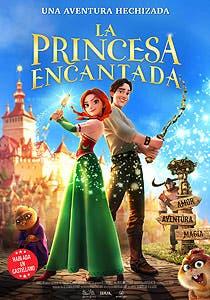 Afiche de La princesa encantada