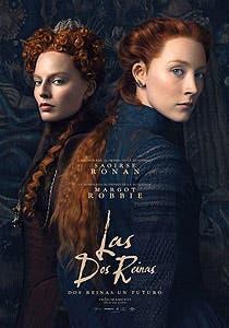 Afiche de Las dos Reinas