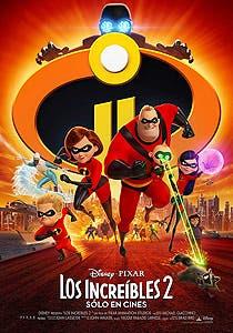 Afiche de Los increíbles 2