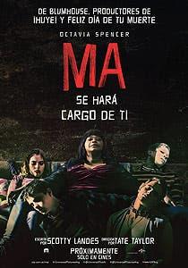 Afiche de Ma