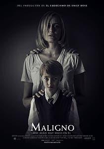 Afiche de Maligno
