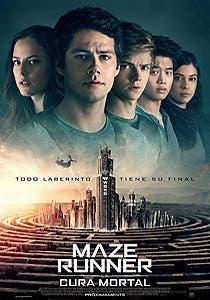 Afiche de Maze Runner: La cura mortal