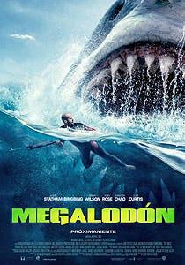 Afiche de Megalodón