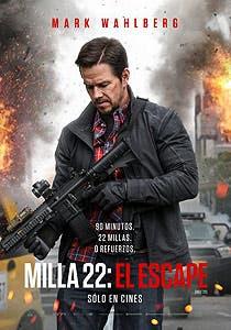Afiche de Milla 22: El escape