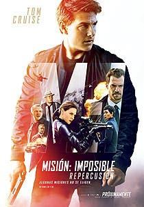 Afiche de Misión Imposible: Repercusión