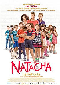 Afiche de Natacha, la película