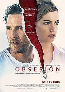 Afiche de Obsesión