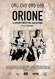 Afiche de Orione