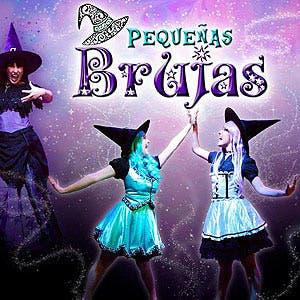 Afiche de Pequeñas Brujas