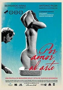 Afiche de Por amor al arte