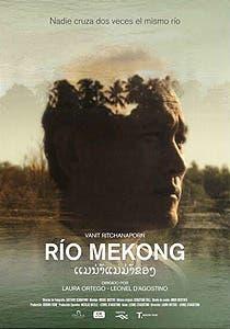 Afiche de Río Mekong