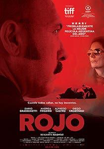 Afiche de Rojo