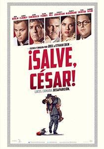 Afiche de ¡Salve, César!