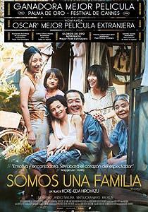 Afiche de Somos una familia