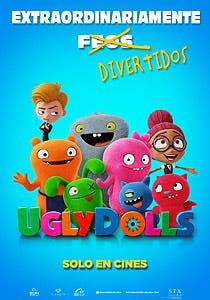 Afiche de UglyDolls: Extraordinariamente feos