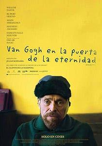 Afiche de Van Gogh en la puerta de la eternidad