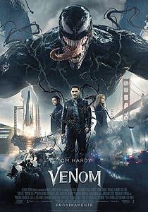 Afiche de Venom 3D