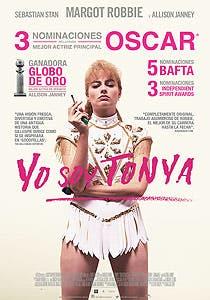 Afiche de Yo soy Tonya